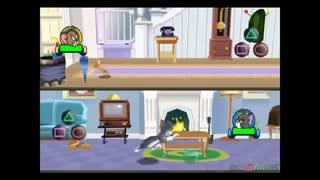 بازی تام و جری موس گربه پلی استیشن 1