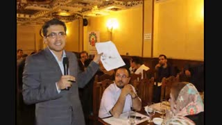 سخنرانی دکتر مهدی کنعانی در مورد ایده های کسب و کار