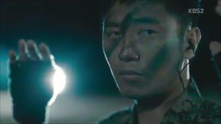 قسمت اول سریال کره ای نسل خورشید – نوادگان خورشید