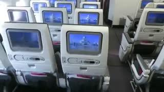 فیلمی که ثابت می کند چرا هواپیمایی قطر بهترین است !!!