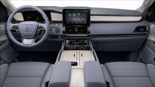 2018 Lincoln Navigator - INTERIOR