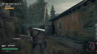 تریلر بازی DAYS GONE (E3 2018)