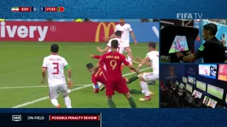 IR Iran v Portugal - 2018 FIFA World Cup Russia خلاصه بازی ایران 1 ـ  پرتغال 1