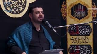 سخنرانی استاد رائفی پور - اربعین ۹۶ شب ۱ - زیارت جاده