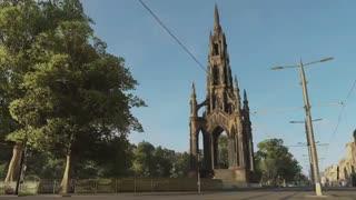مقایسه بریتانیا در دنیای واقعی با بازی Forza Horizon 4