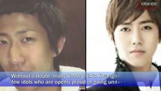 ۱۰سلبریتی کره ای که خودشون تایید کردن عمل زیبایی داشتن