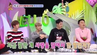 برنامه Hello Counselor با حضور Jin و Jimin عضو BTS و Kim Seunghye - [ با زیرنویس فارسی ]