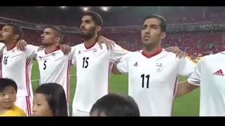 فوتبالیست ها کاری از مسلم رسولی