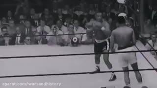 محمد علی کلی در برابر سانی لیستون