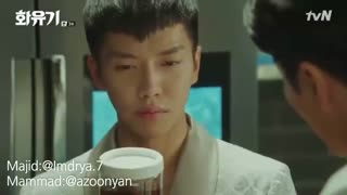دوبله طنز سریال ادیسه کره ای
