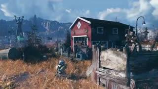 تریلر بازی Fallout 76 معرفی دستگاه C.A.M.P