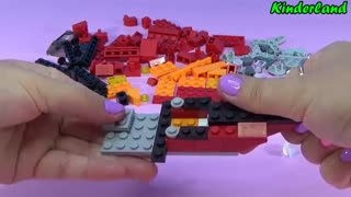 Bricks toys Architect 145 pcs 3 in 1 toys  لگو هواپیما، هلیکوپتر و کشتی