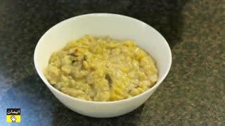 صبحانه رژیمی ساده آشپزی ایرانی