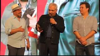مراسم اکران خصوصی فیلم سینمایی هزارپا