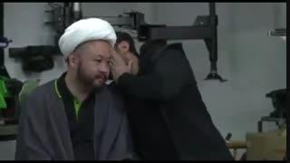 سکانس سانسور شده سریال ساخت ایران 2