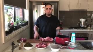 آموزش قرمه سبزی به سبک رستورانی و ١٠ راز که آشپزها هیچوقت به کسی نمیگن