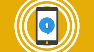 روش های حفظ حریم خصوصی و امنیت ارسال پیام ها - کنش تک