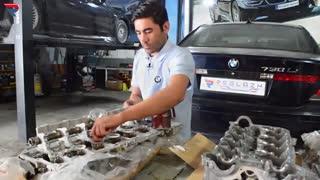 BMW - تعمیرگاه - لوازم یدکی - تعمیرگاه یورو کار سرویس