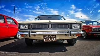 حضور بیش از 1000 خودرو در جشنواره خودروهای کلاسیک و مسابقهای اسلامشهر