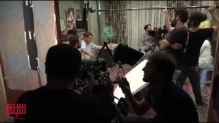 پشت صحنه «هزارپا» در روزهای اول اکران فیلم