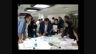 پوشش کارگاه آموزشی مدیریت