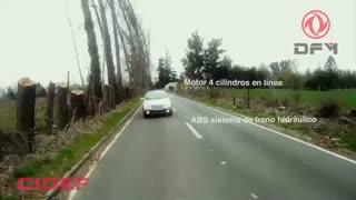 ویدیو مشخصات خودرو چینی دانگ فنگ  H30 کراس