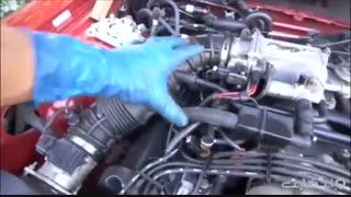 ترفندهای شنیدنی: آموزش تمیز کردن موتور ماشین