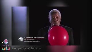 صحبت کردن افراد معروف با گاز هلیوم