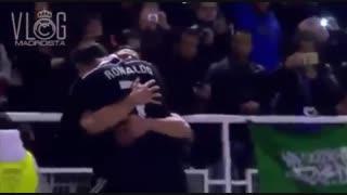 Ronaldo and Rodríguez