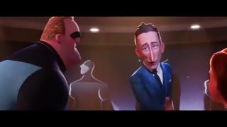 """تریلر انیمیشن """"شگفت انگیزان 2"""" با دوبله فارسی جذاب"""