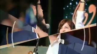 تریپ لباس هنرمندان ایرانی در جشن حافظ