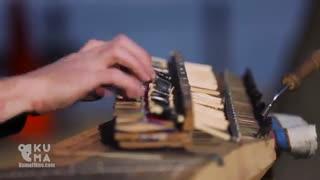 موسیقی با ساز بازیافت شده Sami Elu