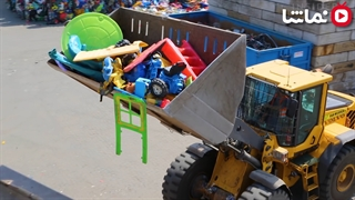 تبدیل اسباب بازی های کهنه به دکوراسیون منزل