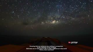 تایم لپس زیبای مسیر حرکت کشتی از دریای سرخ تا هنگ کنگ در 30 روز