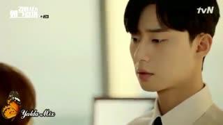 میکس فوق العاده زیبا و هماهنگ سریال کره ای  ❤  منشی کیم  ❤   با اهنگ جدید ( علاقه - میثم ابراهیمی )