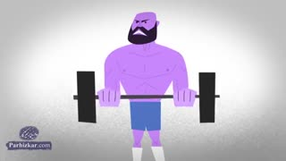 اهمیت و نقش تمرینات قدرتی در فرایند عضله سازی بدن