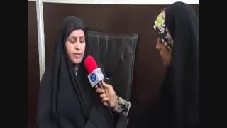 گزارش حجاب و عفاف از نوال نواصر