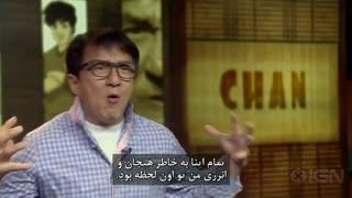 جکی چان درباره چندتا از دیوانه کننده ترین بدلکاریهاش صحبت میکنه