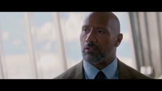تریلر رسمی فیلم آسمان خراش Skyscraper (2018 film)