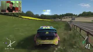 45 دقیقه از گیم پلی Forza Horizon 4