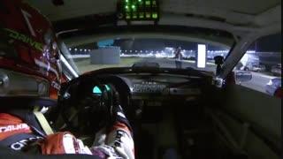 مسابقه درگ از دید راننده