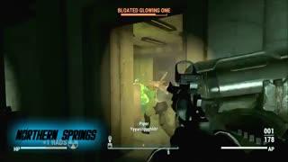 DLC جدید بازی Fallout 4 به نام Northern Springs Worldspace