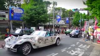 جاذبه های توریستی توکیو در ژاپن