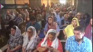 پایان شصت و چهارمین مراسم مذهبی قره کلیسا در چالدران