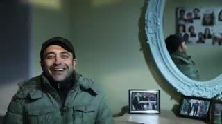 ویدیویی از پشتصحنه فیلم سینمایی «به وقت خماری»