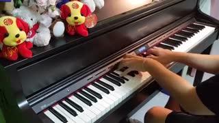 piano anime