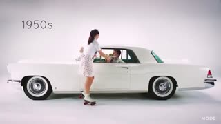 ماشین های لوکس 100 ساله