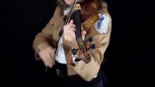 [Attack on titan:  Op [Violin