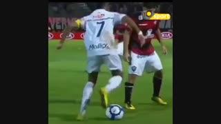 گوشه ای از تکنیک ناب برزیلیها