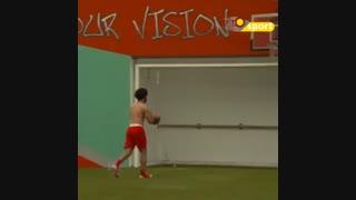 محمد صلاح در بسکتبال استعداد ندارد